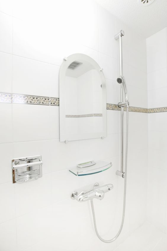 Eliminar el óxido del baño
