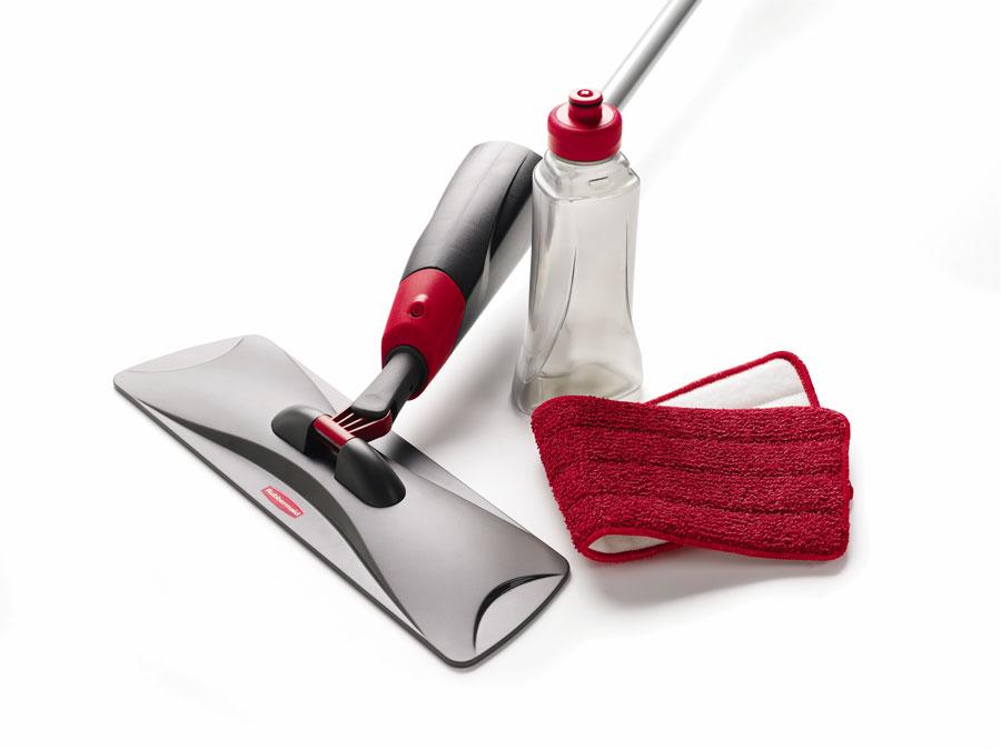 La mopa como utensilio de limpieza de suelos