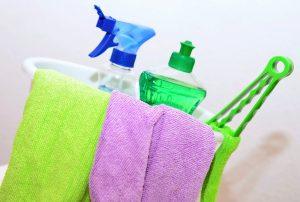 Paños para la limpieza del hogar