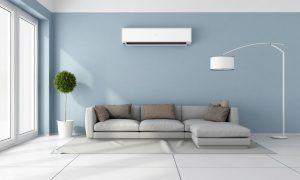 Limpiar los filtros del aire acondicionado