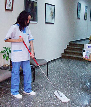 Servicios de limpieza y servicios integrales